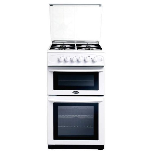 Belling GT755 50cm gas oven with separate grill