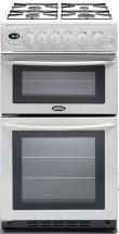 Belling GT756 50cm gas double oven
