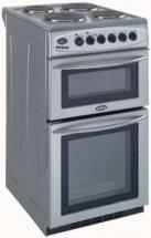 Belling 317 50cm electric double oven with programmable timer