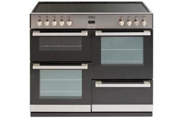 Belling 335 50cm electric oven with separate grill