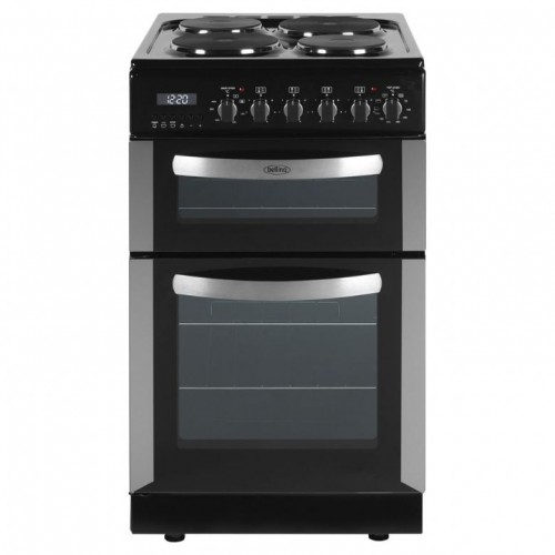 Belling FSE50DOP 50cm electric double oven with programmable timer