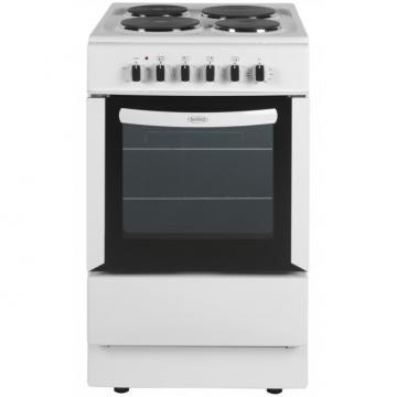 Belling FSE50SO 50cm electric single cavity cooker