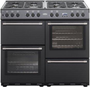 Belling Country Classic 100DFT 100cm dual fuel range cooker