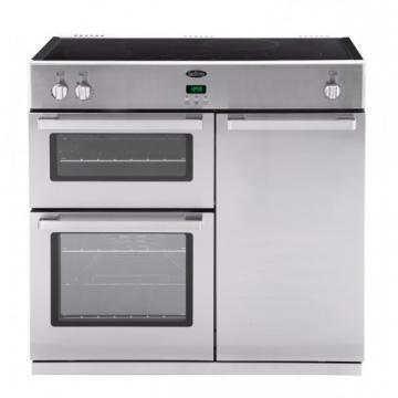 Belling DB4 90Ei Professional 90cm induction range cooker