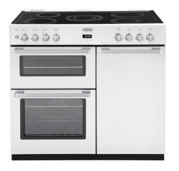Belling DB4 90E 90cm electric range cooker