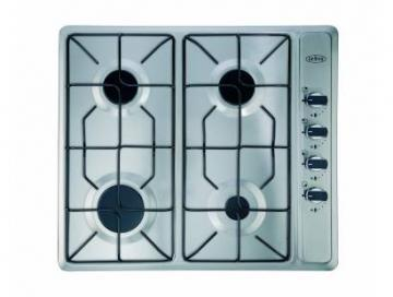 Belling GHU60GE 60cm gas hob with enamel pan supports