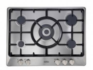 Belling GHU70GC 70cm gas hob with cast iron pan supports