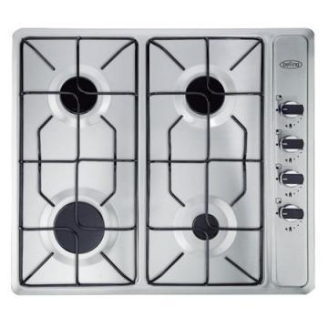 Belling GHU60TGE LPG 60cm LPG gas hob with enamel pan supports