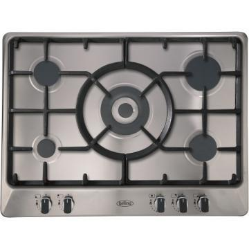 Belling GHU70TGC LPG 70cm LPG gas hob with cast iron pan supports