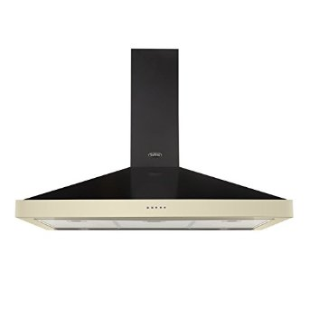 Belling 90CHIM 90cm chimney cooker hood