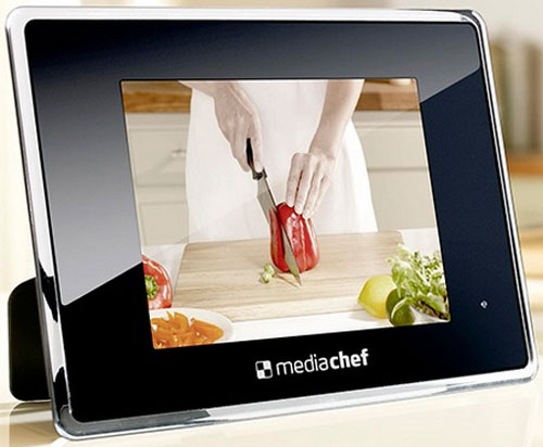 Belling Mediachef Digital Cookbook