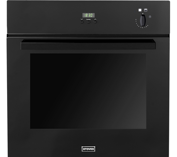 Stoves SGB600PS 600mm Built-in Gas Single Oven