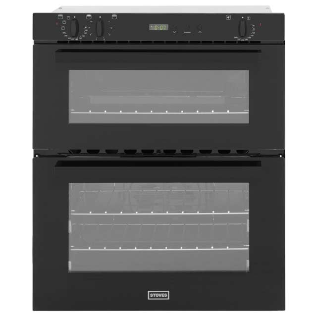 Stoves SEB700FPS 700mm Built-under Electric Double Oven