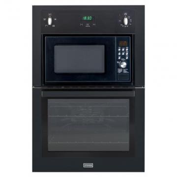 Stoves SEB900FPSMW 90cm built in oven and microwave