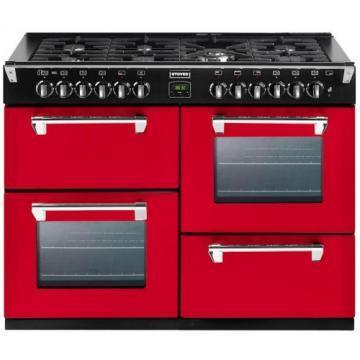 Stoves Richmond 1100DFT 1100mm dual fuel range cooker