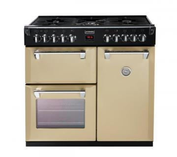 Stoves Richmond 900DFT 90mm dual fuel range cooker