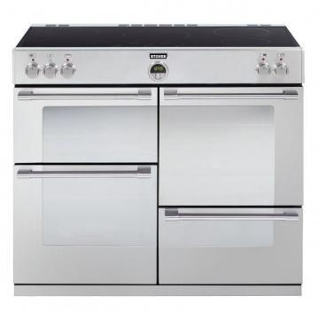 Stoves Sterling 1000Ei 1000mm wide Sterling electric induction range cooker