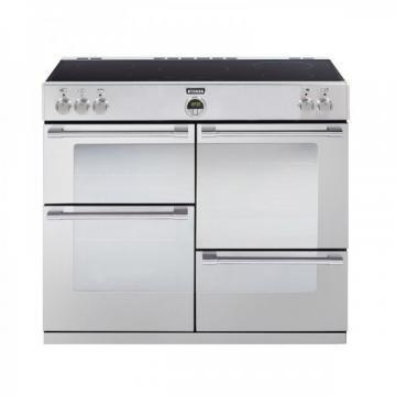 Stoves Sterling 1100Ei 1100mm wide Sterling electric induction range cooker