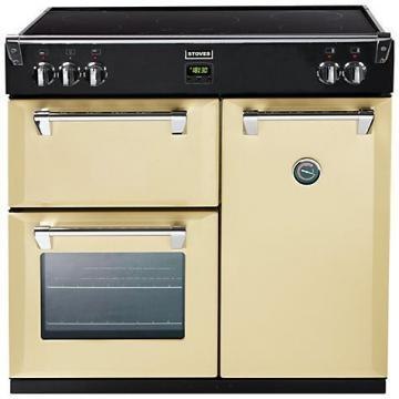 Stoves Richmond 900Ei 900mm wide Richmond electric induction range cooker