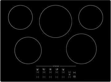 Stoves SEH700CTC 700mm electric hob with touch controls