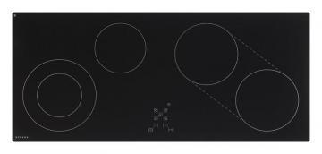 Stoves SEH900CTC 900 ceramic hob with touch controls