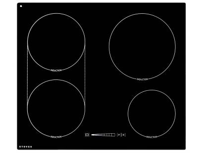Stoves SEH600iTCX 600mm Electric Ceramic Induction Hob with Touch Controls