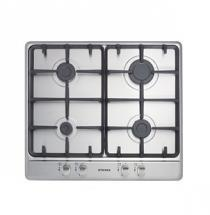 Stoves Sterling G600C 600mm gas hob with cast iron pan supports
