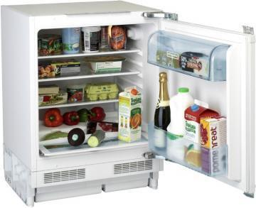 Stoves ST803LA Integrated Built-under Larder Fridge