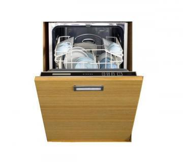 Stoves S450DW 450mm wide integrated slimline dishwasher