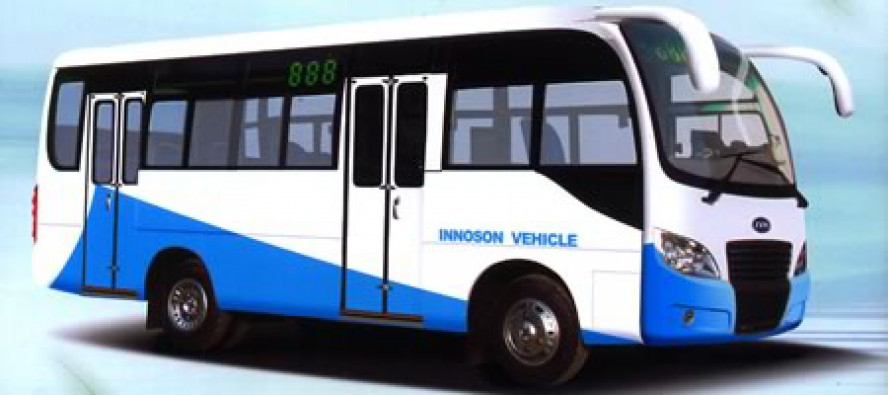 IVM Innoson 6660B Bus