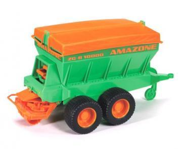 Bruder Amazone Spread trailer toy
