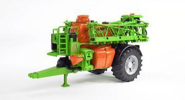 Bruder Amazone UX 5200 trailed field sprayer toy