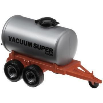 Bruder Barrel trailer toy