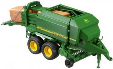 Bruder John Deere Big balepress toy
