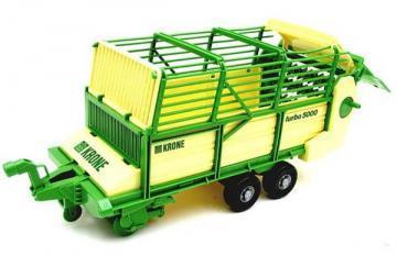 Bruder Krone Forage trailer toy