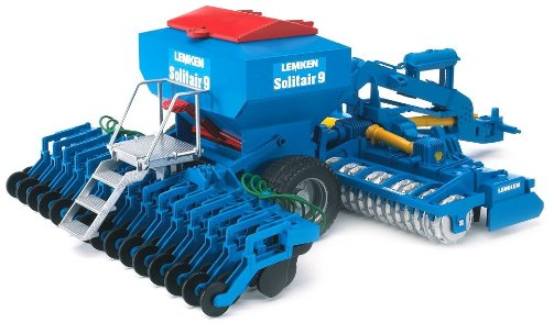 Bruder LEMKEN Solitair 9 Sowing combination toy