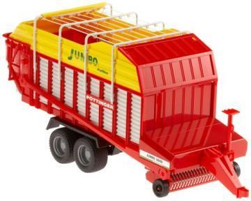 Bruder Pottinger Jumbo 6600 Profiline Forage trailer toy