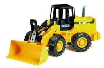 Bruder Articulated road loader FR 130 toy
