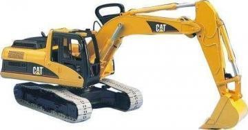 Bruder CAT Excavator toy