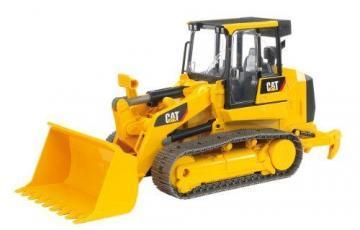 Bruder CAT Track loader toy