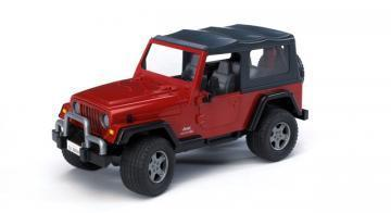 Bruder JEEP Wrangler Unlimited toy