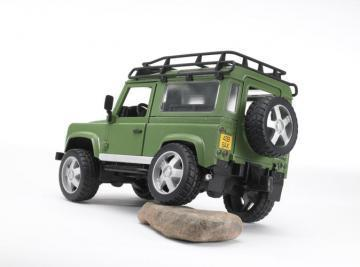 Bruder Land Rover Defender toy