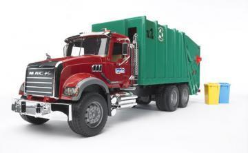 Bruder MACK Granite Garbage truck toy