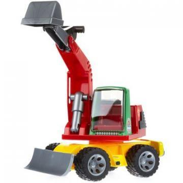 Bruder Power shovel toy
