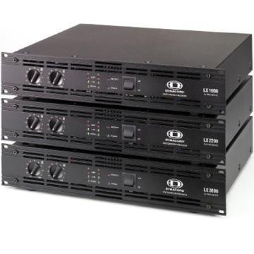 DYNACORD LX 1600 power amplifier