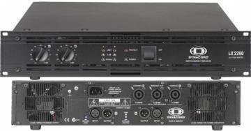 DYNACORD LX 2200 power amplifier