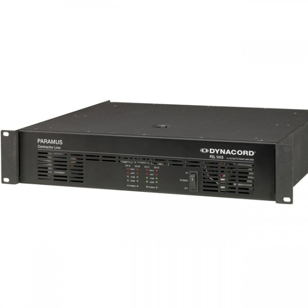 DYNACORD PCL 1415 power amplifier