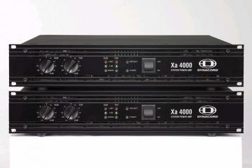 DYNACORD Xa 4000 controller power amplifier