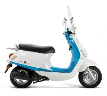 Zanella Styler 125 Exclusive scooter
