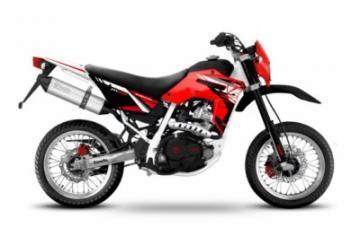 Zanella ZTT 250 Supermotard motorcycle